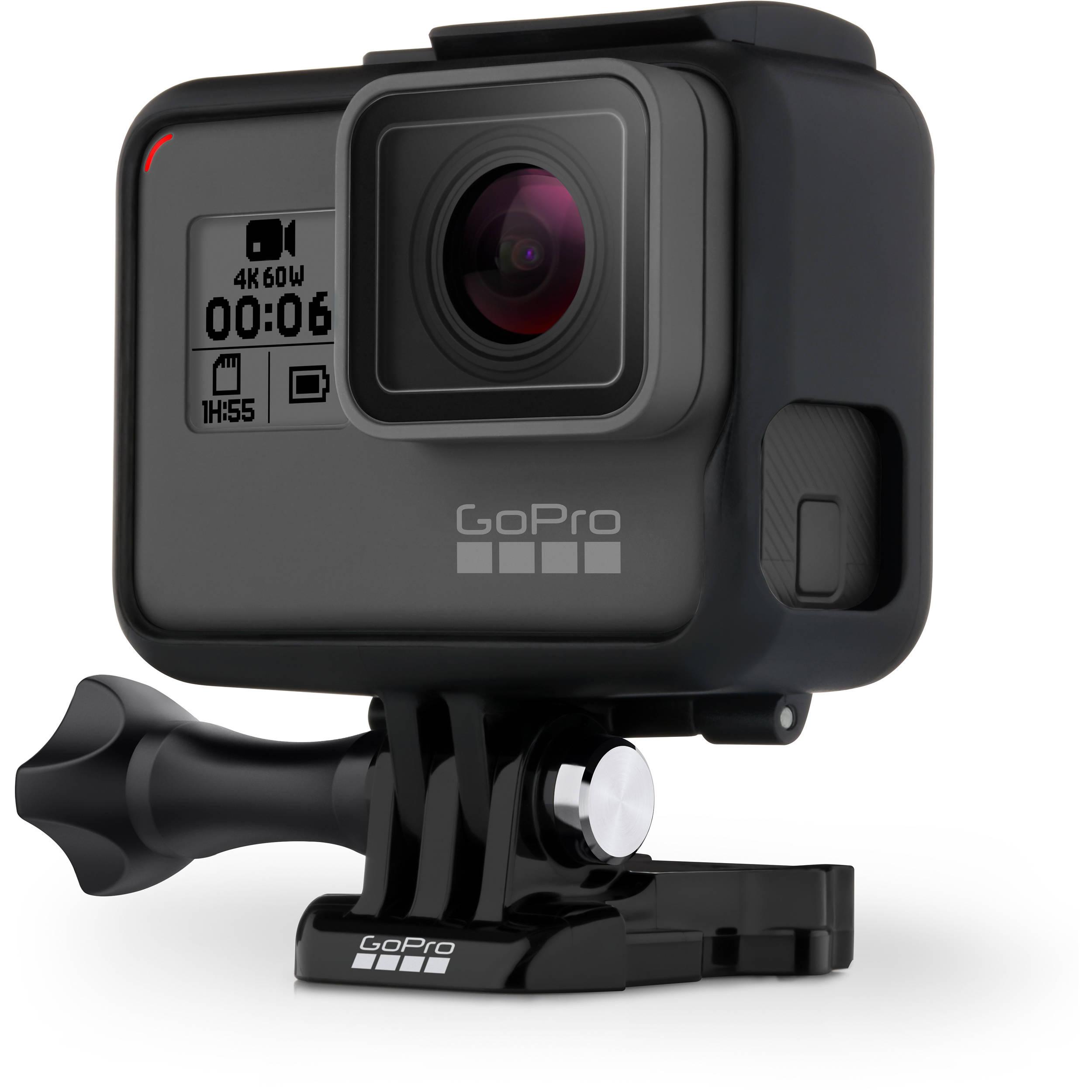 GoPro -25% auf HERO6 Black, HERO5 Black, HERO5 Session und Zubehör