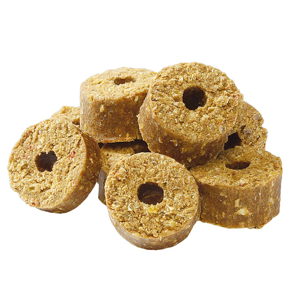Dem Hund eine Freude: 1kg Belohnungsringe Cerealien und Hühnchen