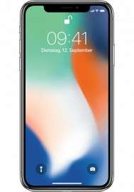 iPhone X mit Telekom MagentaMobil M (Young) über LogiTel