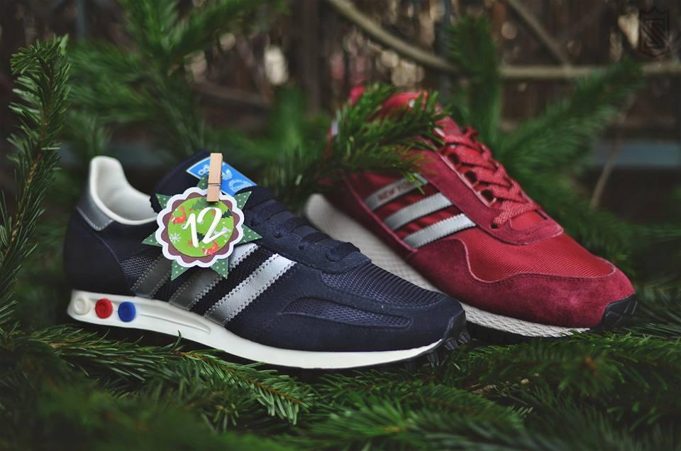 Adidas NEW YORK und LA TRAINER für 59,00€