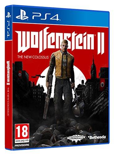 [amazon.fr] Wolfenstein 2 für PS4 uncut - FR Fassung mit Symbolik