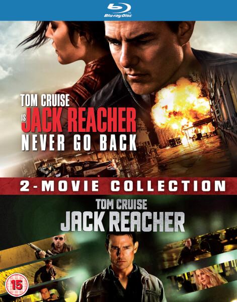 Jack Reacher Boxset (2-Movie Collection) für 9,98€ [zavvi]