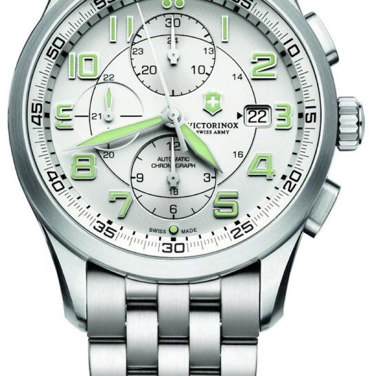 Victorinox Airboss 241621 Schweizer Automatikchronograph