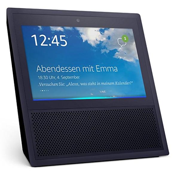 [Quelle am 13.12.] Update: Preis nur 124,99!: Amazon Echo Show