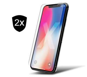 100% Discount iPhone X Panzerglas