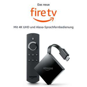 Fire TV für 59,99€ & Fire TV Stick für 24,99€ [Amazon]