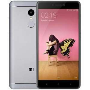 Xiaomi Redmi Note 4 4/64GB Global [inkl. B20] Gray für 127,54€ [Gearbest]
