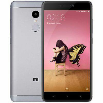 Xiaomi Redmi Note 4 4/64GB Global [inkl. B20] Gray für 127,54€ [Gearbest]
