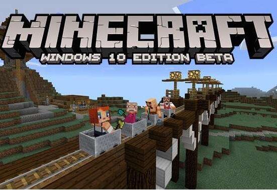 Minecraft Windows 10 Edition (nokeys)
