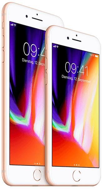 iPhone 8 64Gb, Vodafone MD, 36,99/Monat + 1€ Zuzahlung (Anschlussgeb. 19,99)