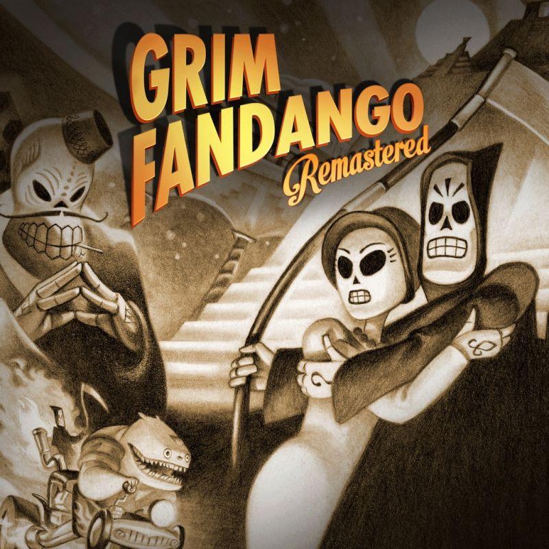 Grim Fandango Remastered Kostenlos für 48 Stunden auf GOG.com