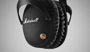 Marshall Monitor Bluetooth Black Bluetooth-Kopfhörer