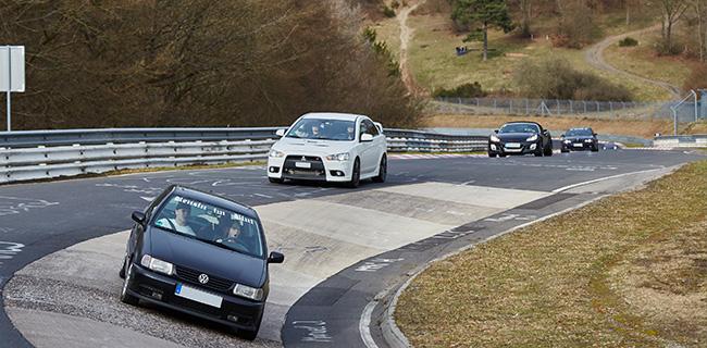 Zusatzguthaben für die Nürburgring Nordschleife Touristenfahrten