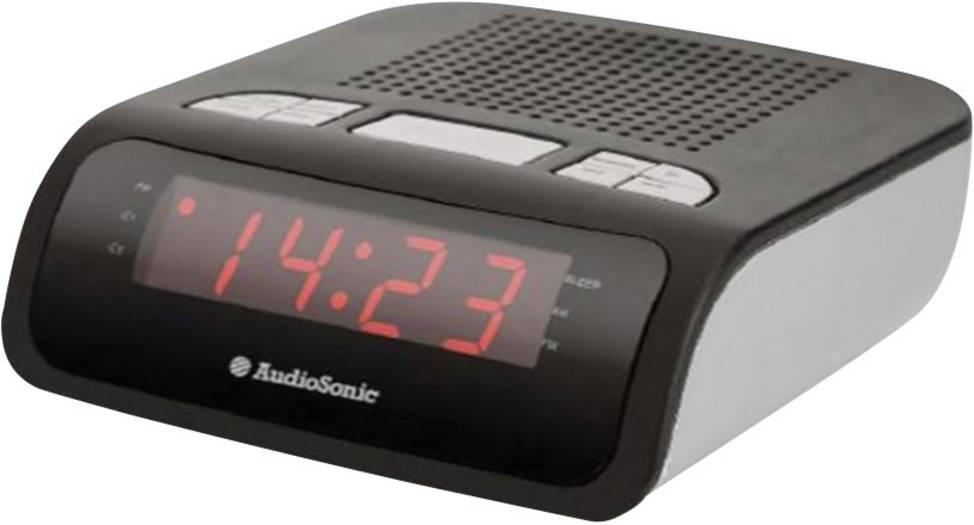 Günstiger stinknormaler Radiowecker Audiosonic CL-1459E