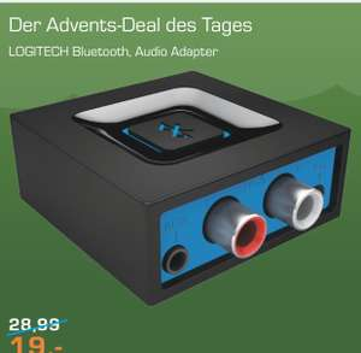 Logitech Bluetooth Adapter, versandkostenfrei bei Saturn