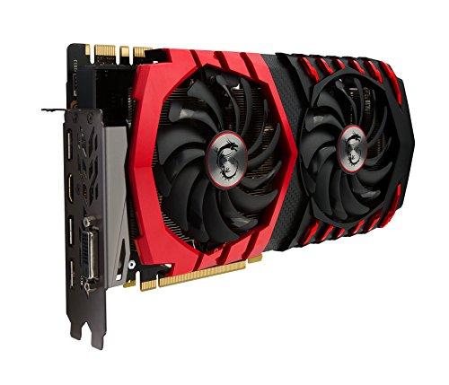 MSI GeForce GTX 1080 Gaming X+ 8G (11Gbps!) 8GB (V336-060R)