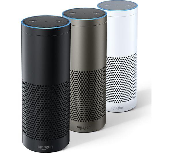 Echo plus, Echo dot, Echo und Echo Show  bei Amazon im Angebot