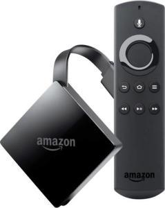Amazon Fire TV mit 4K HDR + Sprachfernbedienung 2017 für 54,99€