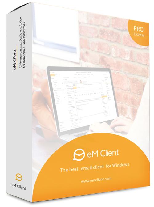 Vollversion: eM Client [CHIP.DE]
