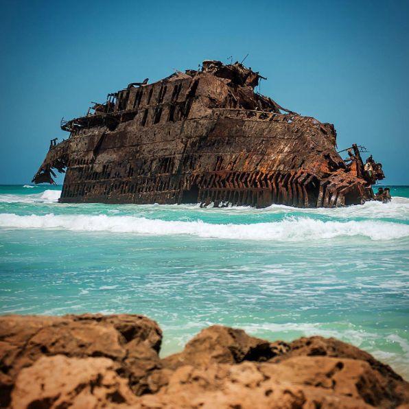 Flüge: Kap Verde [Dezember - Januar] - Hin- und Rückflug von vielen deutschen Airports nach Boa Vista oder Sal ab nur 176€inkl. Gepäck