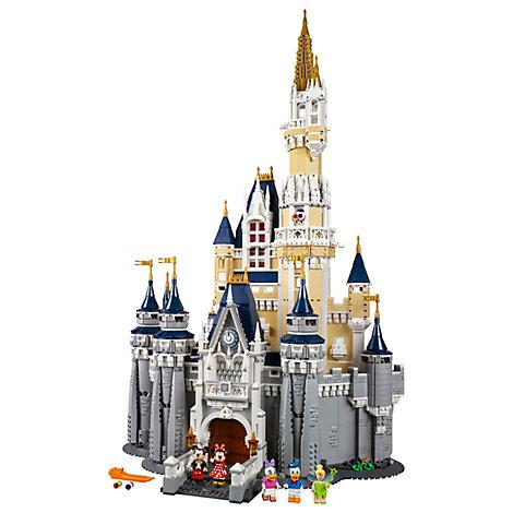 LEGO Disney Castle 71040 bei Disney selbst für 280 € mit Code SPAREN1