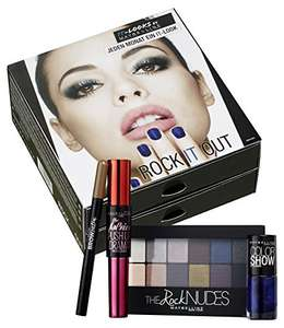 [Amazon Prime] Maybelline New York It Look Box Rock it out oder Bling it on ab 8,99 €