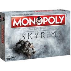 Winning Moves Monopoly Skyrim, Brettspiel [ZackZack]