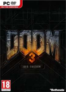 Doom 3: BFG Edition (Steam) für 1,96 (Instant Gaming)