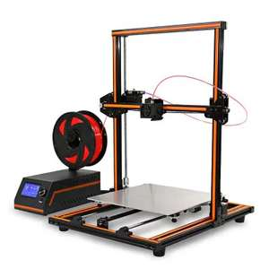 [Gearbest] Anet E12 Large Size 300 x 300 x 400 3D Printer DIY Kit  -  EU  ORANGE