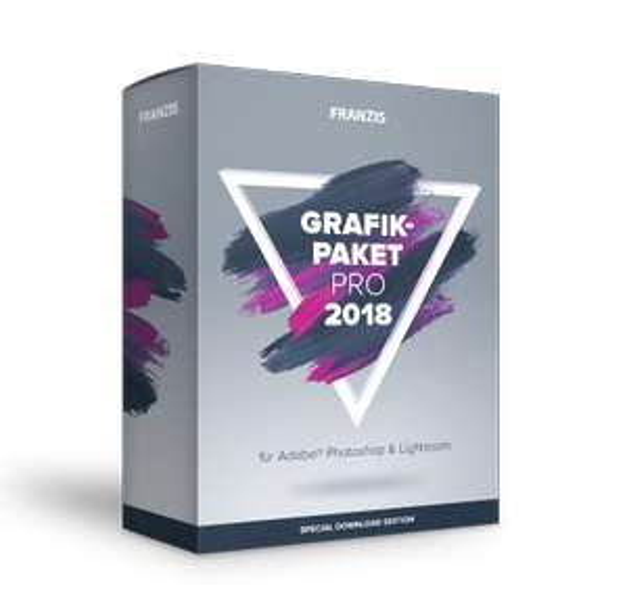 Software-Paket für Fotografen