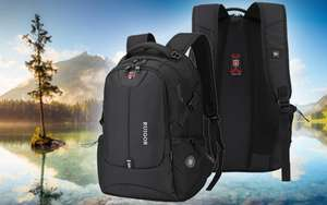 RUIGOR RG6182 - robuster Outdoor-/Laptop-Rucksack