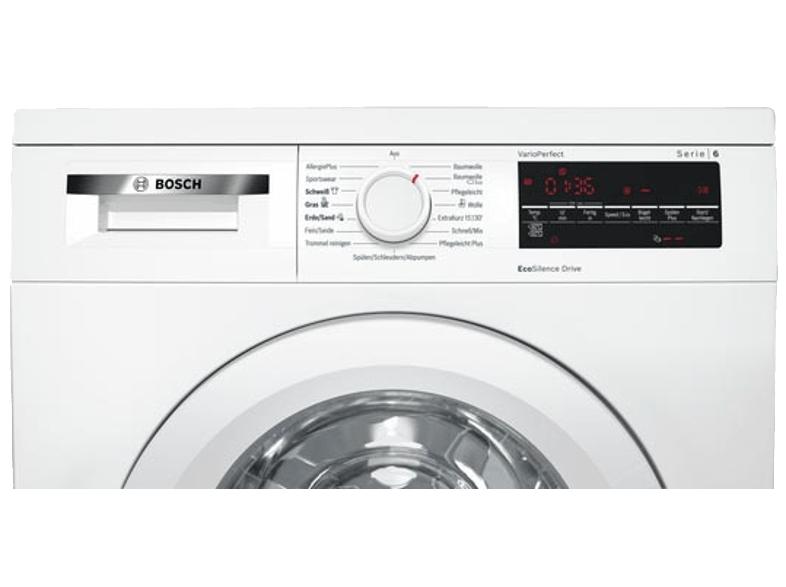 Bosch Serie 6 WUQ28420 für 444€- 8kg A+++ Waschmaschine