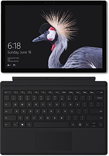 Microsoft Surface Pro (2017) M3, 4GB RAM, 128 GB SSD + Type Cover bei Amazon Prime