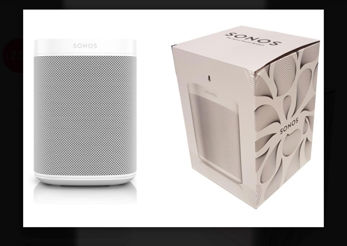 Sonos One mit Alexa