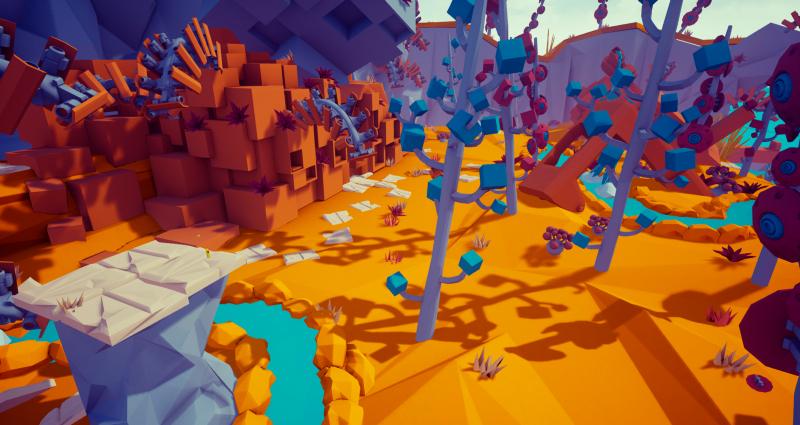 gratis VR Spiel - Blocks Isle [Vive]