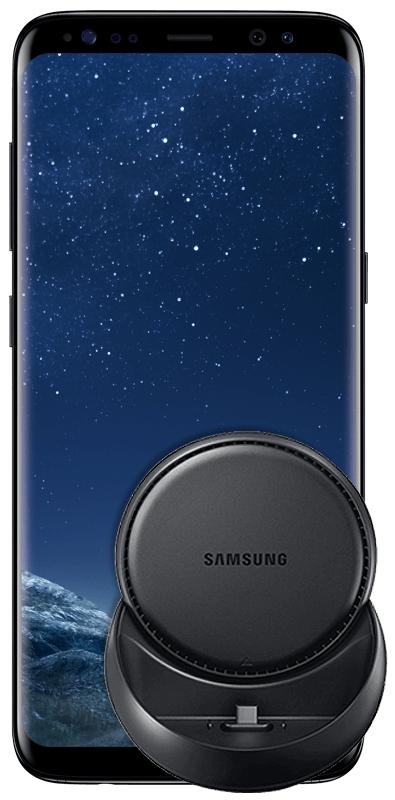 Samsung Galaxy S8+ & Samsung DeX mon. für 24,99€