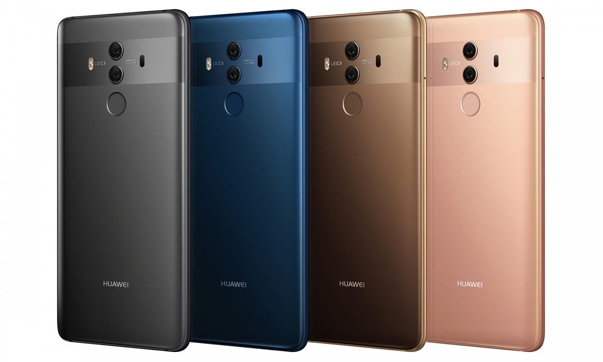 Huawei Mate 10 Pro im Vetrag mit o2 Free M+ mit 10 GB LTE und Allnet- und SmS-Flatrate