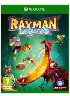 Rayman Legends (Xbox One Digital Download) für 3,40€ (SimplyGames)