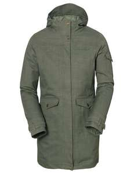 Vaude Yale Coat VII Damen Outdoor Winterjacke in 3 Farben [mctrek]
