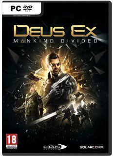 Deus Ex: Mankind Divided Day One Edition (Steam) für 6,45€ (SimplyGames + CDKeys)
