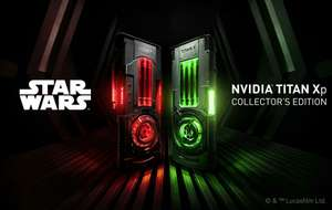 NVIDIA Collector Edition PC's. STAR WARS Edition