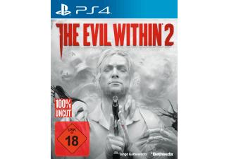 The Evil Within 2 (Playstation 4 und Xbox One) für je 20,-€ bei Zahlung über Paydirekt //versandkostenfrei [Saturn]