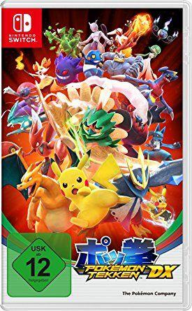 [Rakuten] Pokemon Tekken DX Nintendo Switch für effektiv 38,60€ Gutschein+Shoop+Superpunkte