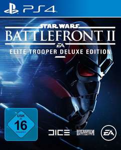 Star Wars Battlefront II - Elite Trooper Deluxe Edition - [PS 4]