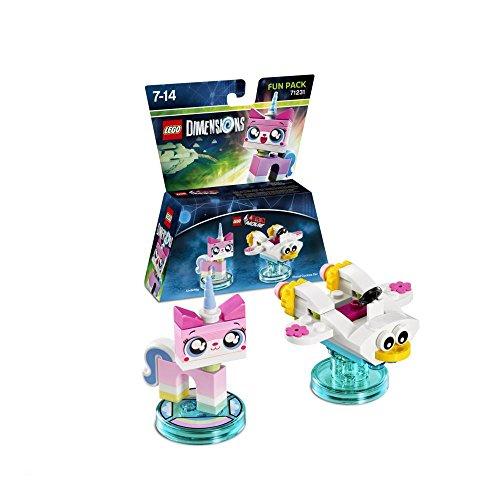 [amazon] LEGO® Dimensions 71231 Fun Pack Unikitty und weitere im Deal.