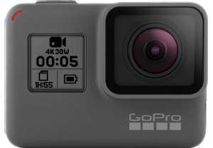 GOPRO HERO6 Black Action mit gratis 32Gb Sd Karte