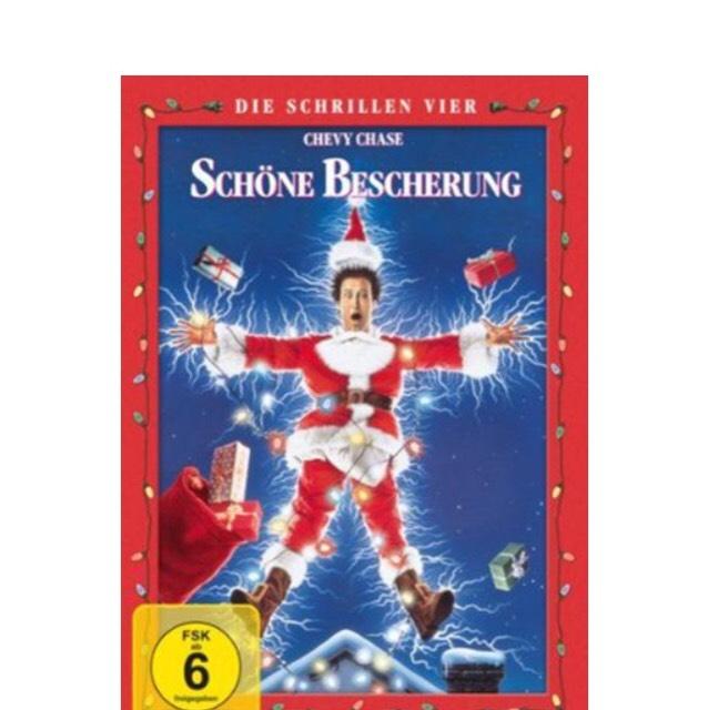 [Dodax / Amazon Prime] Kultfilm Schöne Bescherung mit Chavy Chase - DVD