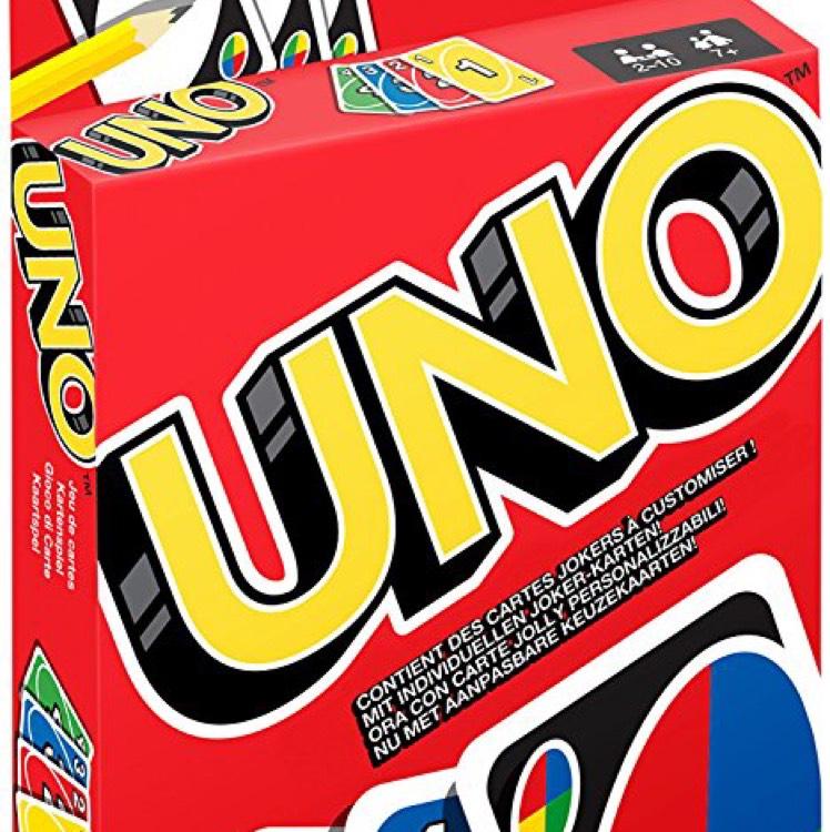 Mattel W2087 - Uno, Kartenspiel bei [Amazon]