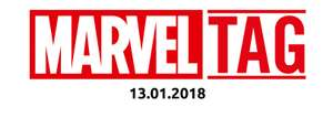 Marvel-Tag mit Gratis Comic am 13.01.2018
