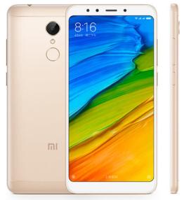 """Xiaomi Redmi 5: mit 3GB Ram, 32GB Rom und 5,7"""" Display, 3300 mAh Akku, Snapdragon 450, Dual-Sim"""